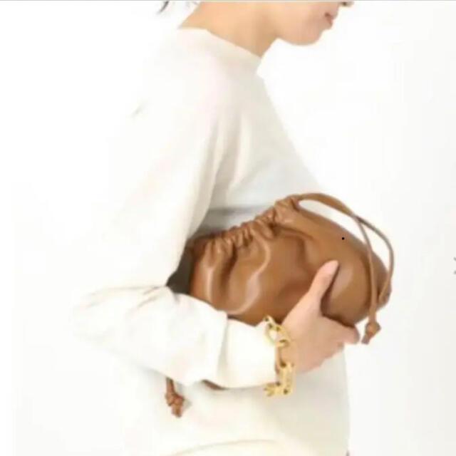 DEUXIEME CLASSE(ドゥーズィエムクラス)のCELERI⭐︎セルリ⭐︎タグ付き試し持ちのみ⭐︎ レディースのバッグ(ショルダーバッグ)の商品写真