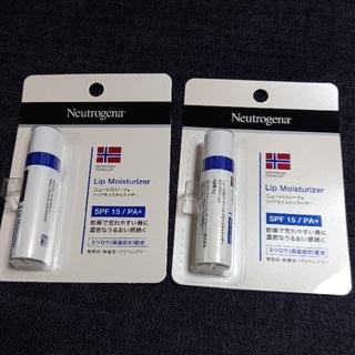 Neutrogena - ニュートロジーナ ノルウェーフォーミュラ リップモイスチャライザー(4g)×2
