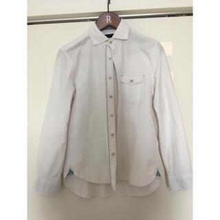 白シャツ ワイシャツ L(シャツ)