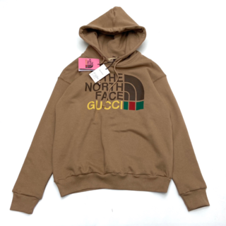 THE NORTH FACE -  GUCCI THE NORTH FACE コラボパーカー