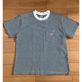DANTON - ダントン ボーダー Tシャツ