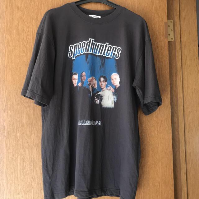 Balenciaga(バレンシアガ)の(専用)Dude9 BALENCIAGA SPEED HUUNTERS Tシャツ メンズのトップス(シャツ)の商品写真