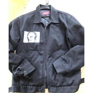 シュプリーム(Supreme)のsupreme AKIRA work jacket アキラ 証明書あり(ブルゾン)
