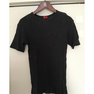 リーバイス(Levi's)の【古着】リーバイス 黒 LL(Tシャツ/カットソー(半袖/袖なし))