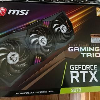 RTX 3070 GAMING X TRIO