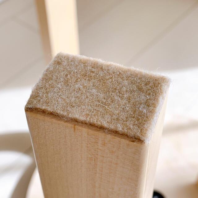 IDEE(イデー)のartek(アルテック) スツール 60 バーチ 新品同様 インテリア/住まい/日用品の椅子/チェア(スツール)の商品写真