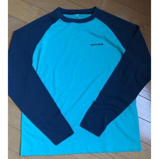 モンベル(mont bell)のモンベル キッズ長袖T 150(Tシャツ/カットソー)