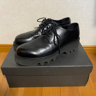 LAD MUSICIAN - LAD MUSICIAN 19AW ROUND TOE SHOES