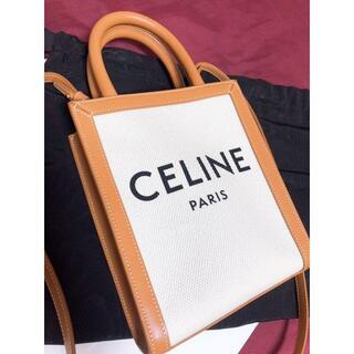 celine - CELINE セリーヌ バーティカルカバ ミニサイズ