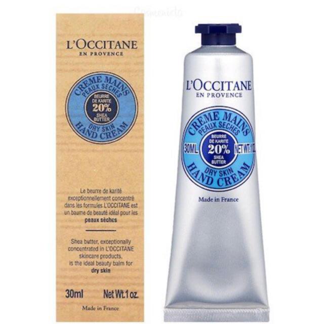 L'OCCITANE(ロクシタン)のロクシタン シア ハンドクリーム コスメ/美容のボディケア(ハンドクリーム)の商品写真