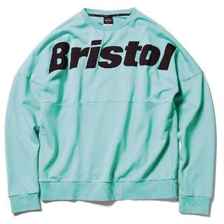 F.C.R.B. - F.C.Real Bristol BIG LOGO CREWNECK L