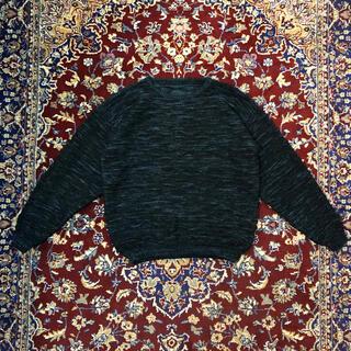 イッセイミヤケ(ISSEY MIYAKE)のVINTAGE nuance-color 3D shiny knit(ニット/セーター)