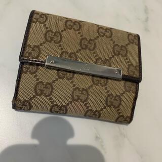 グッチ(Gucci)のGUCCI グッチ 折り財布(財布)