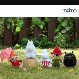 タイトー(TAITO)のムーミン谷の仲間たちマスコット ボールペン(キャラクターグッズ)