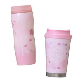 スターバックスコーヒー(Starbucks Coffee)のスターバックス✨ SAKURA2019 ステンレス タンブラー(タンブラー)