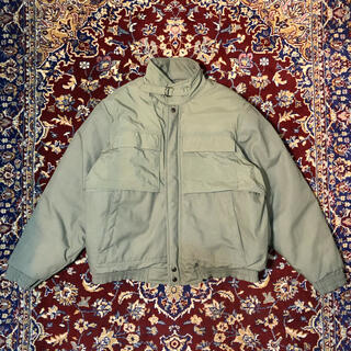 STONE ISLAND - 90s VINTAGE cocoon-fit military paff JK