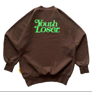 Supreme - youth loser × verdy コラボスウェット