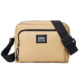 リー(Lee)のLee SHOULDER BAG SET BOOK BEIGE/NAVY(ショルダーバッグ)