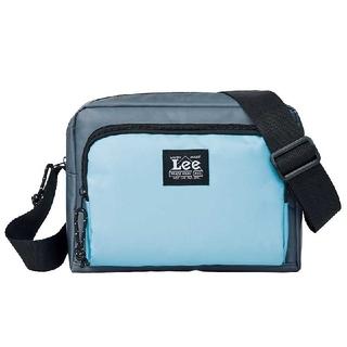 リー(Lee)のLee SHOULDER BAG SET BOOK BLUE/NAVY(ショルダーバッグ)