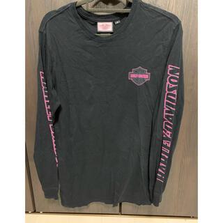 ハーレーダビッドソン(Harley Davidson)のシロップ様 Harley-Davidson(Tシャツ(長袖/七分))