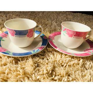 ジバンシィ(GIVENCHY)のカップ&ソーサー(食器)