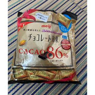 チョコレート効果 カカオ86%(菓子/デザート)