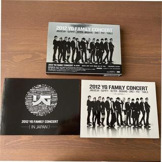 ビッグバン(BIGBANG)の2012 YG Family Concert in Japan(初回生産限定盤)(ミュージック)