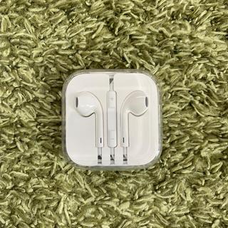 iPhone - iPhone イヤホン純正 変換アダプタ付き