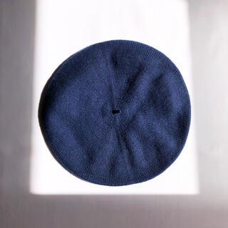 ビームスボーイ(BEAMS BOY)のウィリアムブラントン カシミア ベレー(ハンチング/ベレー帽)