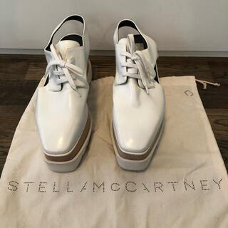 Stella McCartney - Stella McCartney エリス プラットフォームウェッジ 24.5cm