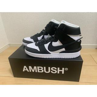 AMBUSH - NIKE AMBUSH dunk  high  28.5