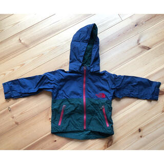 THE NORTH FACE - THE NORTH FACE kids ウインドブレーカー
