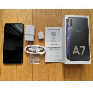 Galaxy - Galaxy A7 64GB 黒