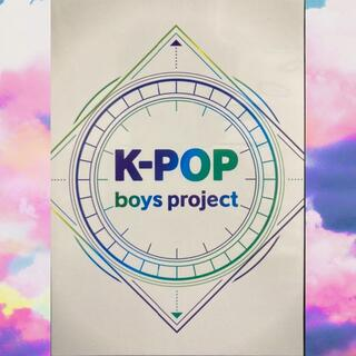 K-POP DVD K POP BOYS PROJECT!100曲収録!