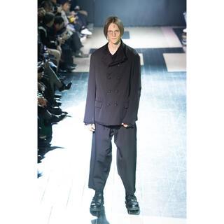 Yohji Yamamoto - yohji yamamoto 15aw look1 三重ギャバパンツ size2