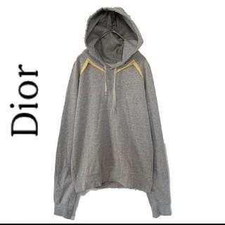 Christian Dior - dior ディオール メンズ パーカー プルオーバー グレー