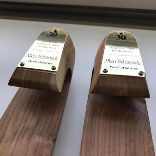 Allen Edmonds - Allen edmondsのシューキーパーと収納袋