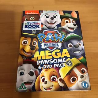 パウパトロール  新品未使用 DVD 6枚セット 英語 pawpatrol