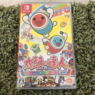太鼓の達人 Nintendo Switchば~じょん! Switch