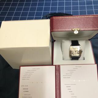 Cartier - カルティエサントス100LM