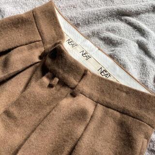 "COMOLI - NEAT for Amanojaku ""rakuda"" trousers"