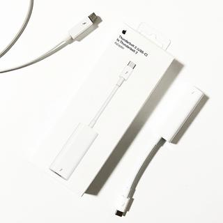 Apple - Apple Thunderbolt 3 (Type-C) 変換 アダプタ