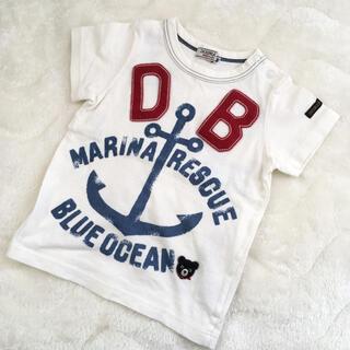 DOUBLE.B - DOUBLE B Tシャツ 90cm