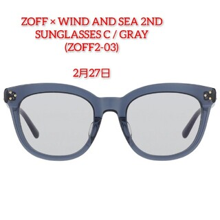 Zoff - ZOFF × WIND AND SEA