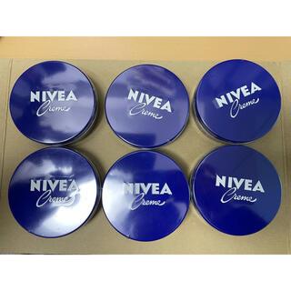 ニベア - ニベアクリーム 大缶 169g   6個