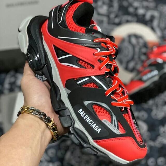 Balenciaga(バレンシアガ)のBalenciaga Tess S. Gomma Trek Low Top Sn メンズの靴/シューズ(スニーカー)の商品写真
