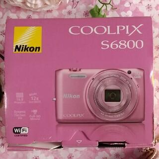 Nikon - # ニコンCOOLPIX S6800+カメラ収納バック