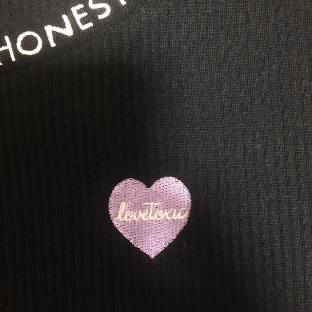 lovetoxic(ラブトキシック)のラブトキシック ショートパンツ カットソー キッズ/ベビー/マタニティのキッズ服女の子用(90cm~)(パンツ/スパッツ)の商品写真