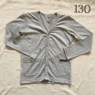 ampersand - アンパサンド カーディガン 130