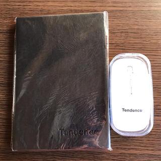 テンデンス(Tendence)の非売品☆Tendence  パソコンマウス&ノート(ノートPC)